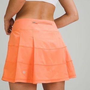 Pace Rival Mid Rise Skirt (Golf/Tennis Skirt)